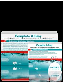 Chloras su algicidu 2.24 kg, Complete and Easy