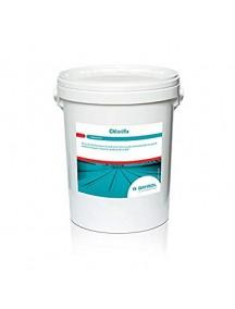 Greito tirpimo chloro granulės Chlorifix, 25 kg