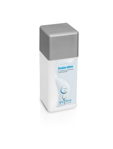 Bromo tabletės, vandens dezinfekcija, SpaTime- 0.8 kg