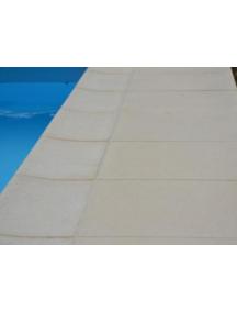 Dalles De France Sahara borto akmenų rinkinys baseinui 3x6 m. (betonas)