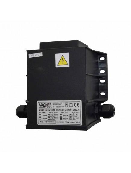 Transformatorius SAFETY TRANSFORMER ENCAP 230/12 V 200W