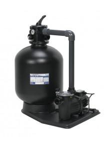 Vandens filtravimo blokas AZUR KIT PR 380  6 m³ BASE