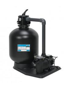 Vandens filtravimo blokas AZUR KIT PRO BE  380 6 m³
