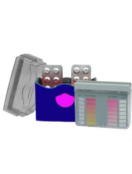 Testeris pH ir O2 (deguonies) nustatymuiVandens testavimas www.manobaseinas.lt
